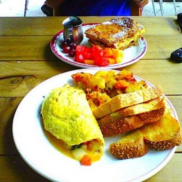 French Toast @ Aunties and Uncles