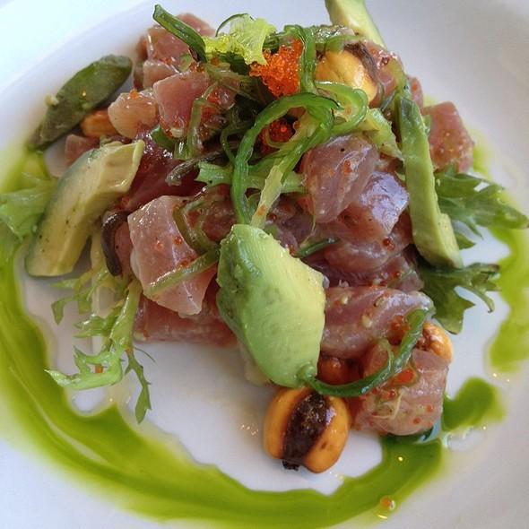 Tuna Nikkei @ Navy Beach Restaurant
