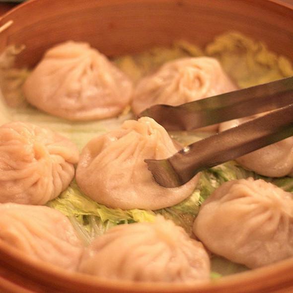 Shanghai Soup Dumplings @ Joe's Shanghai Restaurant