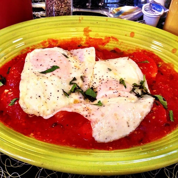 Eggs In Purgatory @ Good Morning Mama's