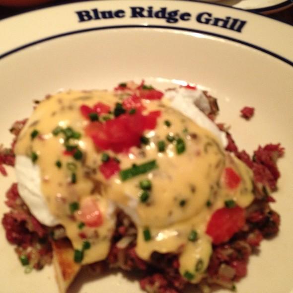 Beef Hash - Blue Ridge Grill, Atlanta, GA