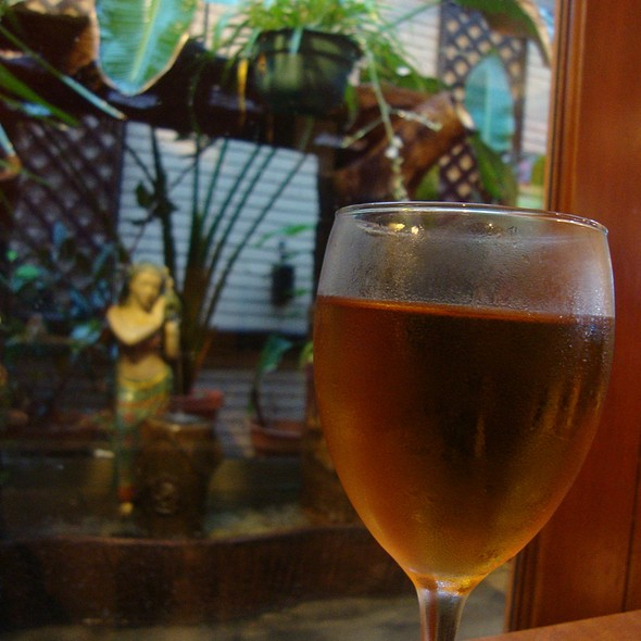 Plum Wine @ Thai Cottage