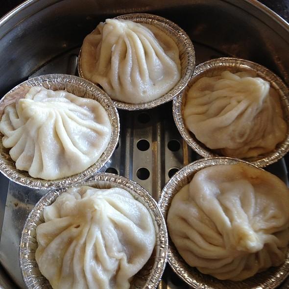 Steamed pork dumplings @ capital seafood restaurant