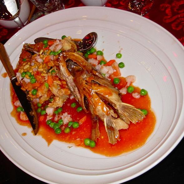 Shanghai Auntie Du's Smoked Fish @ Harrahs Lake Tahoe Banquet Hall