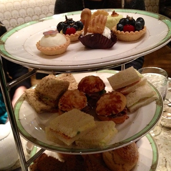 Afternoon Tea Set - The Palm Court, Chicago, IL