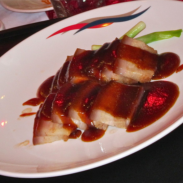Forbidden City's Emperor's Pork @ Harrahs Lake Tahoe Banquet Hall
