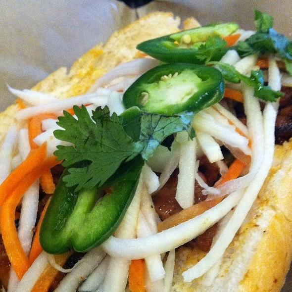 Bulgogi Bánh Mì   @ Del Seoul