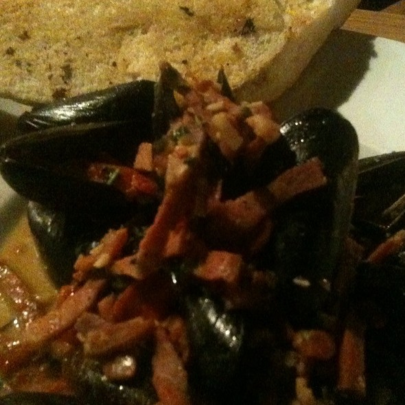 Ipa Steamed Mussels
