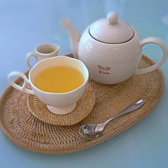 Original Ginger Honey Lemon @ Putih Pino