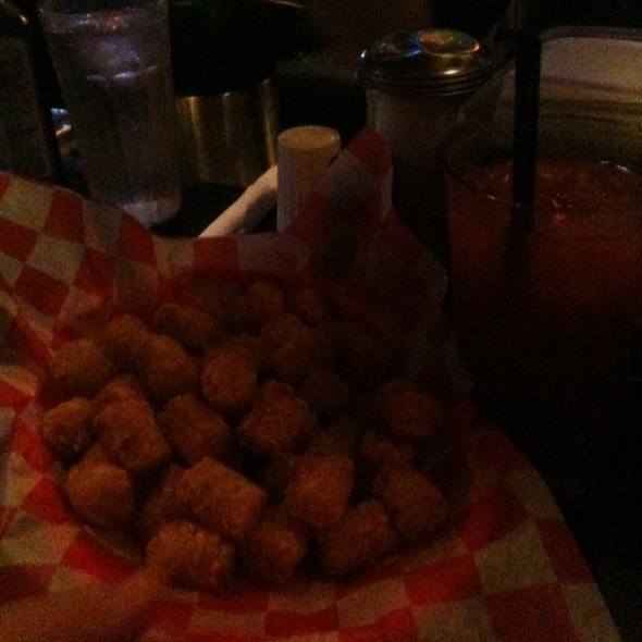 Tater Tots @ Five Point Cafe