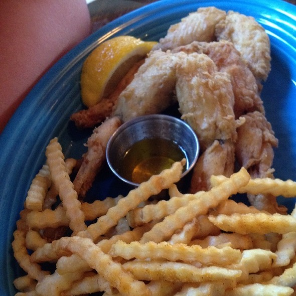 frog legs @ Drunken Jacks Restaurant & Lounge