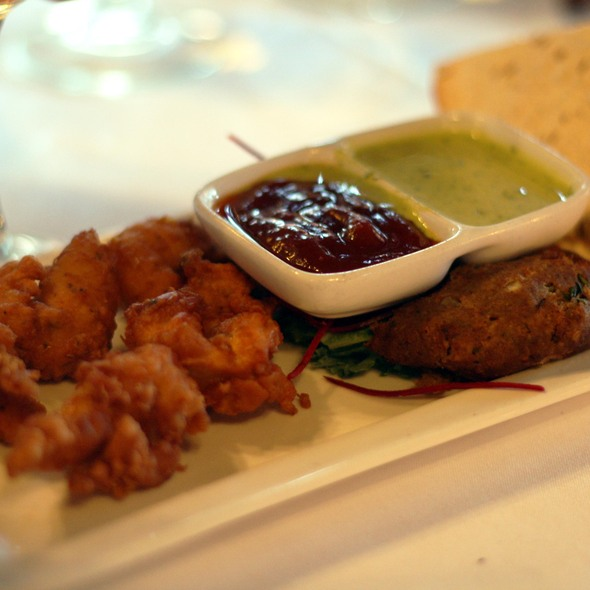 Chef's Platter - Kamasutra Indian Restaurant and Wine Bar, Toronto, ON