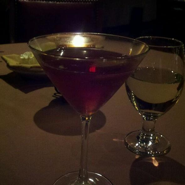 Pomegranate Martini @ Pomegranate