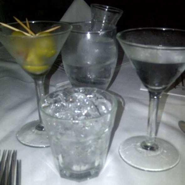 Martini @ Musso and Frank Grill
