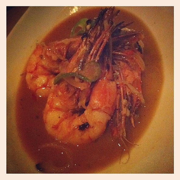 delish prawns from a dinner last week. #latergram #thai #filipino  #brooklyn @ Umi Nom