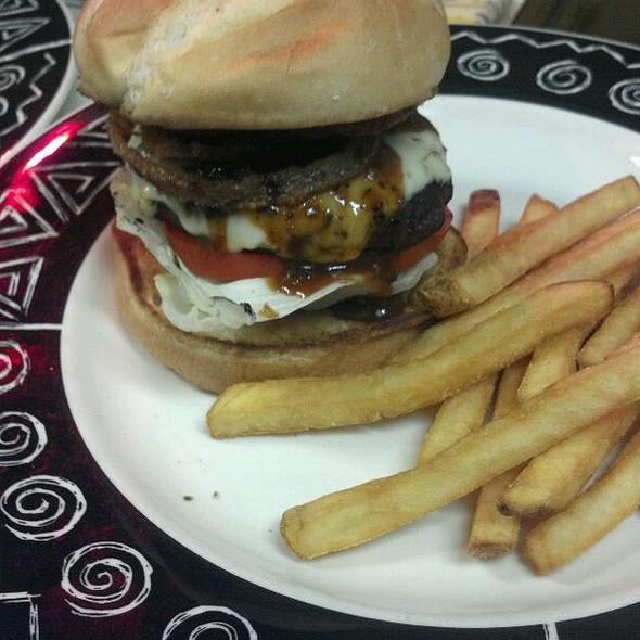 Blueport Burger @ Blueport Junction