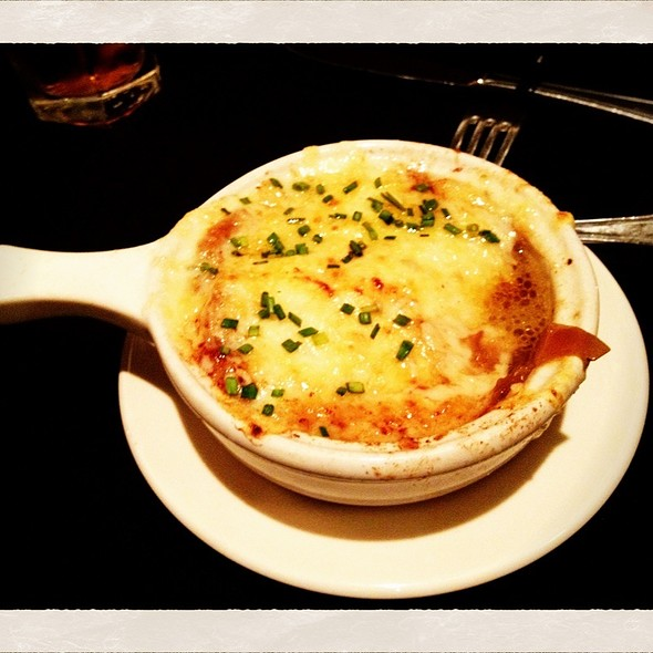 French Onion Soup @ Sullivan's Steakhouse