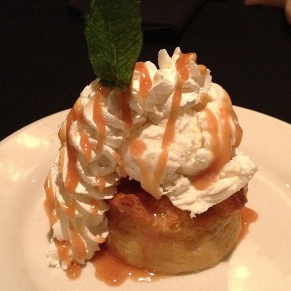 Bananas Foster Bread Pudding @ Sullivan's Steakhouse