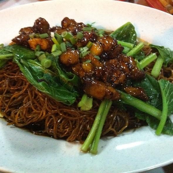 Roast Pork Noodle @ Wong Ah Wah