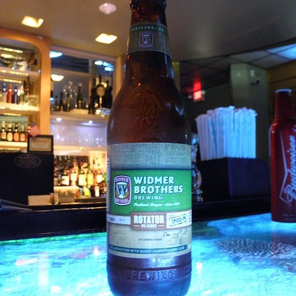Widmer Beers @ Sharks Underwater Grill