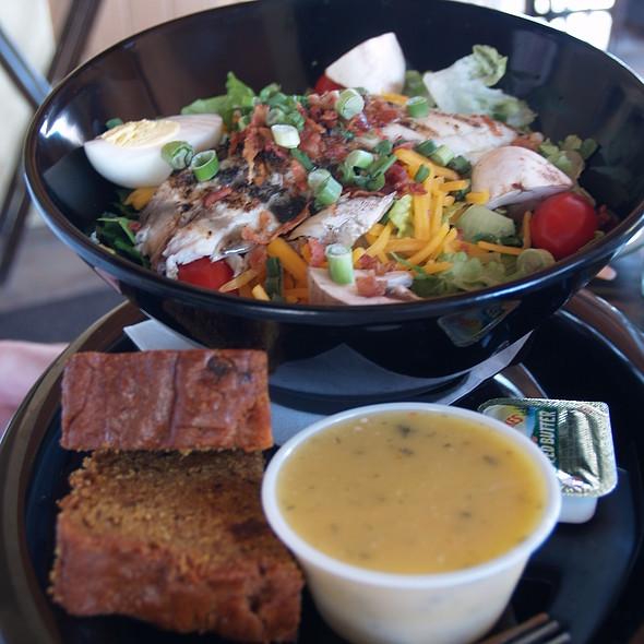 "Lock ""N Key salad @ Lock & Key Restaurant & Pub"