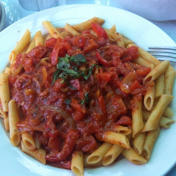 Penne Arabiata @ Cafe Aldente