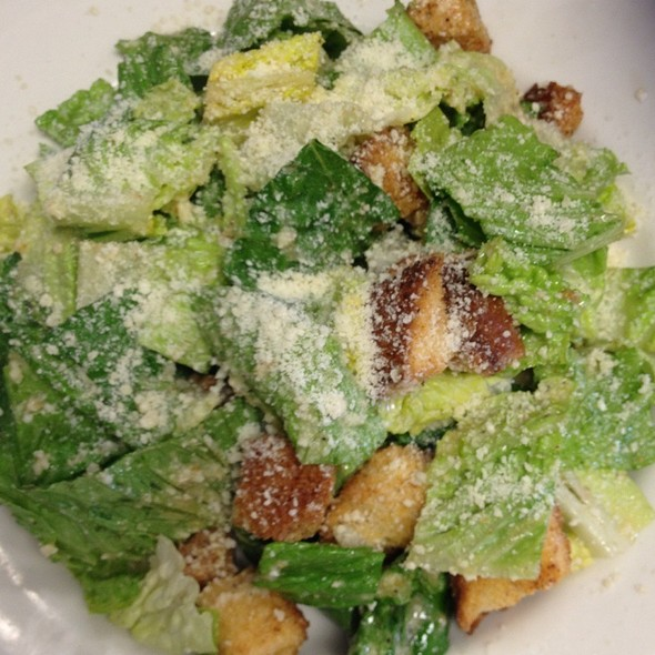 Caesar Salad @ Emmett's Castle At Blue Hill