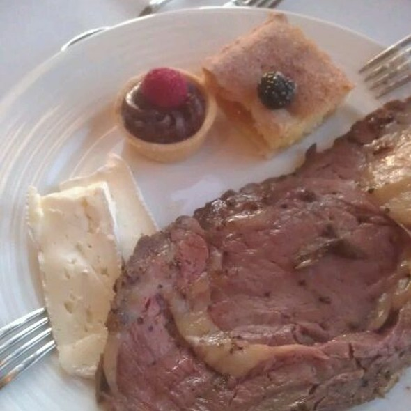 Prime Rib And Salad (Buffet) - La Gran Terraza - University of San Diego, San Diego, CA