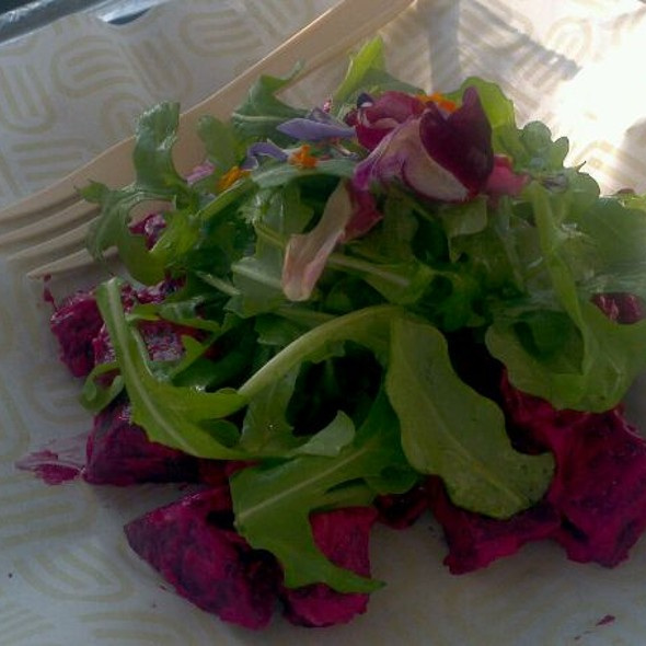 Beet Salad @ Unforked