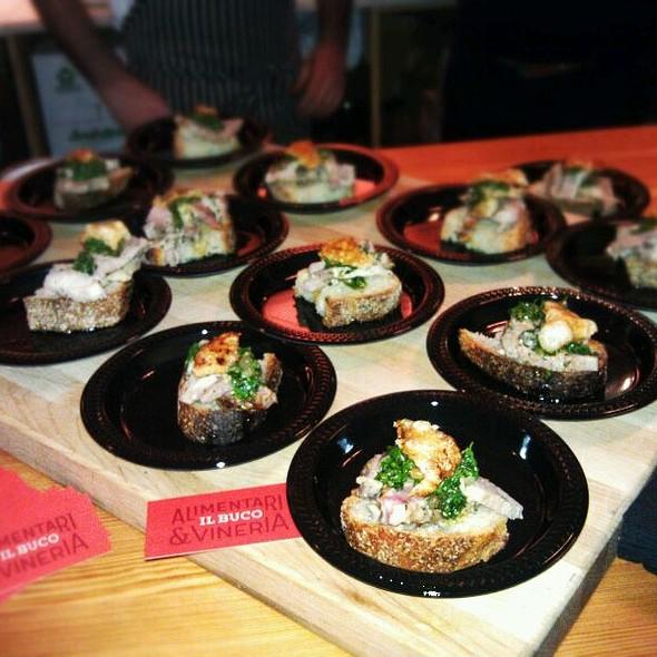 Roast Pork Samich @ Co.