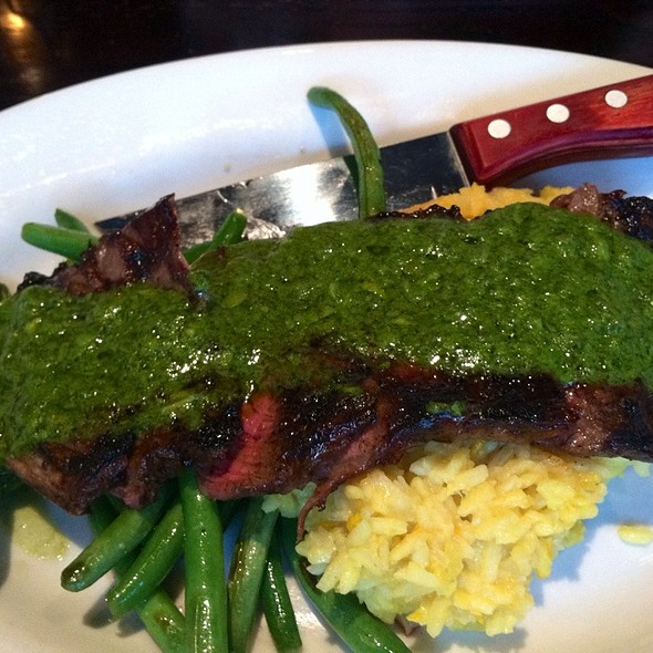 Grilled Skirt Steak Churrasco - Paladar Latin Kitchen & Rum Bar, Cleveland, OH