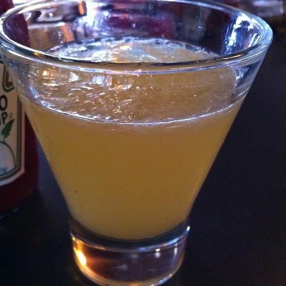 Blood Orange Cosmo @ Lowell's Restaurant