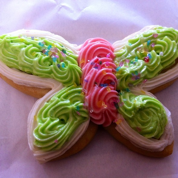 Decorated Sugar Cookies @ Jammin' Bread
