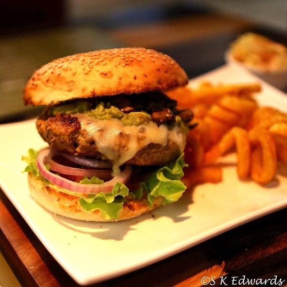 Hamburger @ Bangkok Burger Company @Phuket