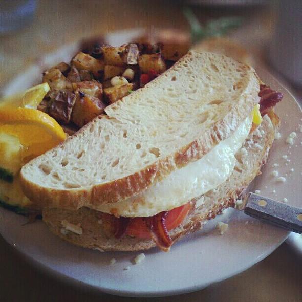 Fried-egg Sandwich @ M Henry
