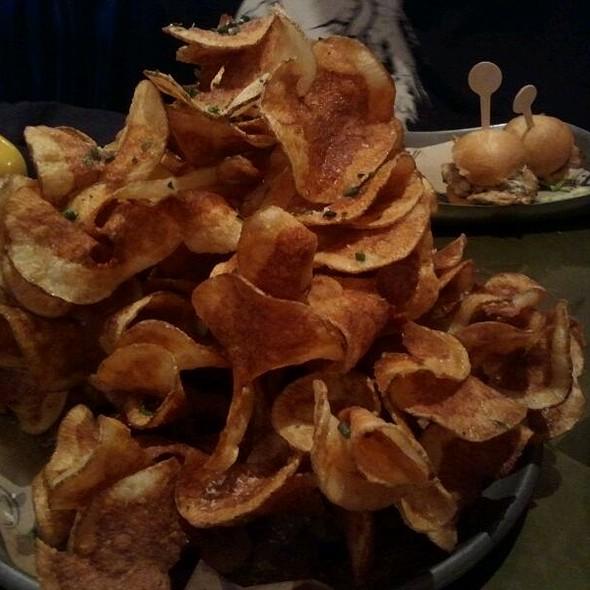 Potato Twisters @ LBS Burger