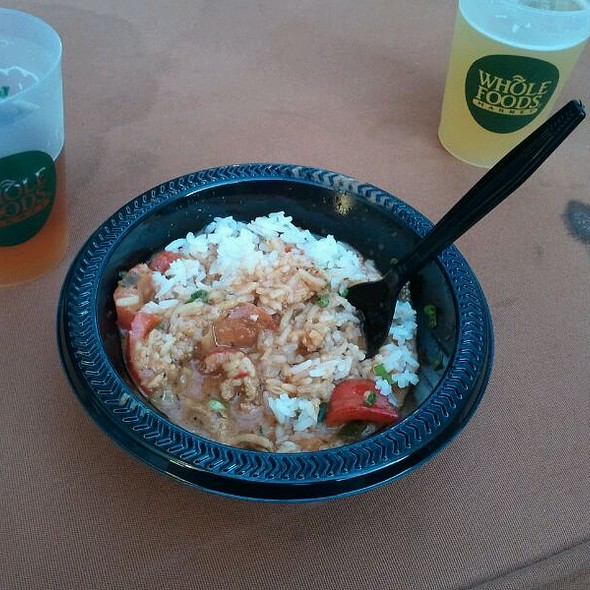 Crawfish Gumbo @ Great Vegas Beer Fest