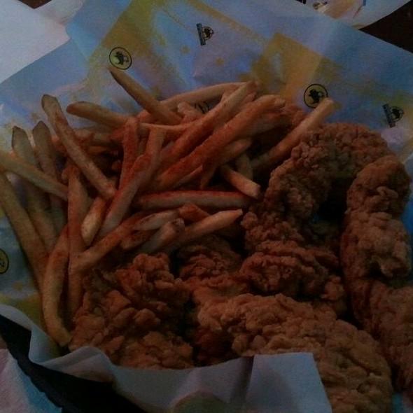 Chicken Strips @ Buffalo Wild Wings Grill & Bar