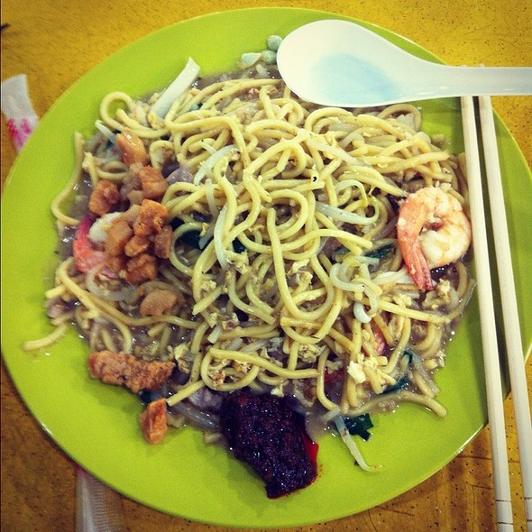 hokkien mee @ Zion Riverside Food Centre