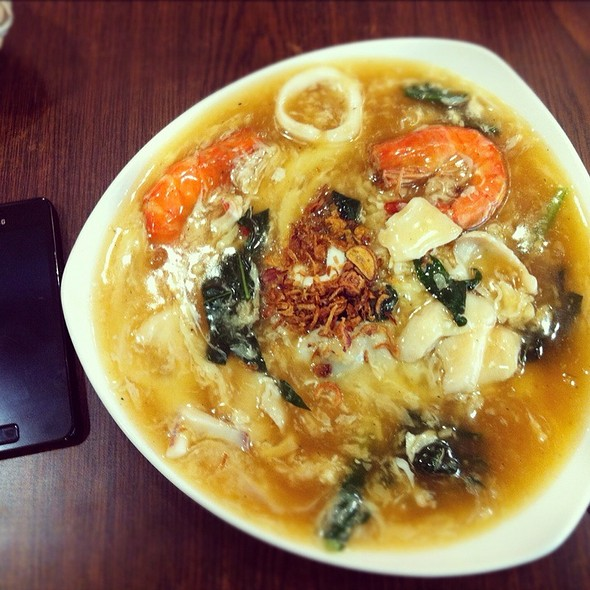 Seafood Mui Fan @ the sun coffee planet