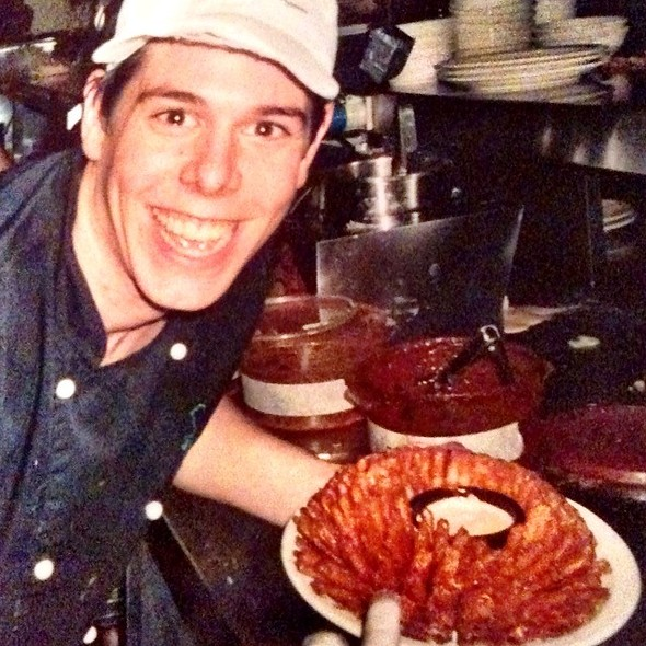 Bloomin' Onion @ Outback Steakhouse