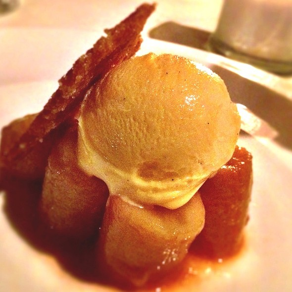 Bananas Foster (Sous Vide) - The Grill Room at the Windsor Court Hotel, New Orleans, LA