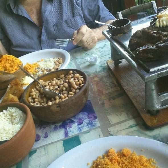 Carne de Sol com Queijo Coalho @ Charque Da Dona Neuza