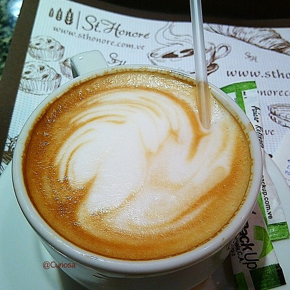 Café Con Leche @ St. Honoré