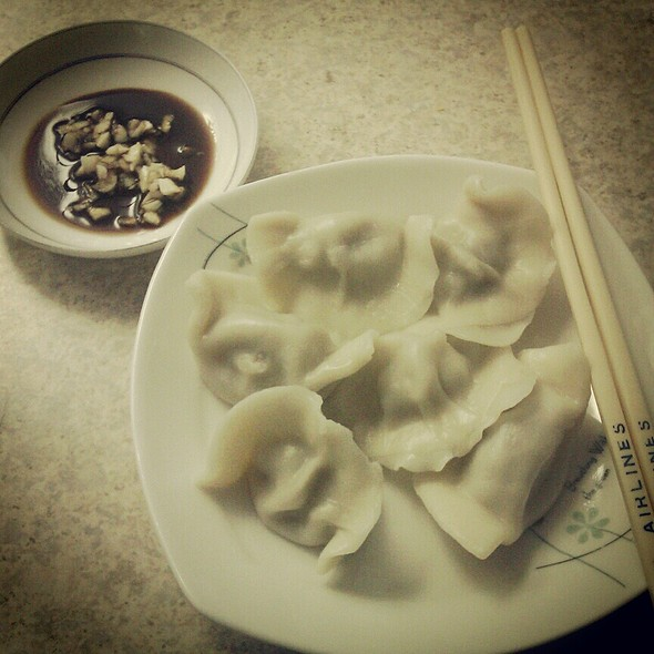 Beef Dumplings @ Home