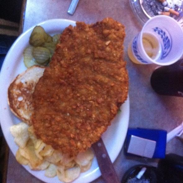 Pork Tenderloin @ Big Daddy's Bar & Grill