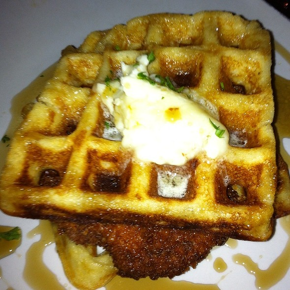 Chicken and Waffles - Graze - Charleston, Mount Pleasant, SC