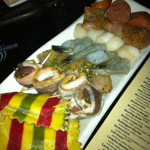 Fondue Feast @ Simply Fondue
