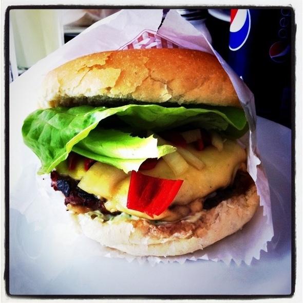 Hamburger Alagoas @ Sujinho Bisteca D'Ouro Carnes