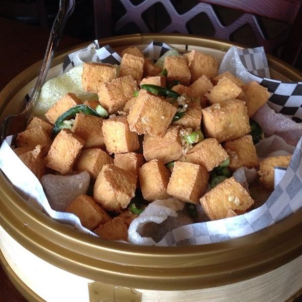 Salt And Pepper Tofu @ Monkey King Pub & Grub